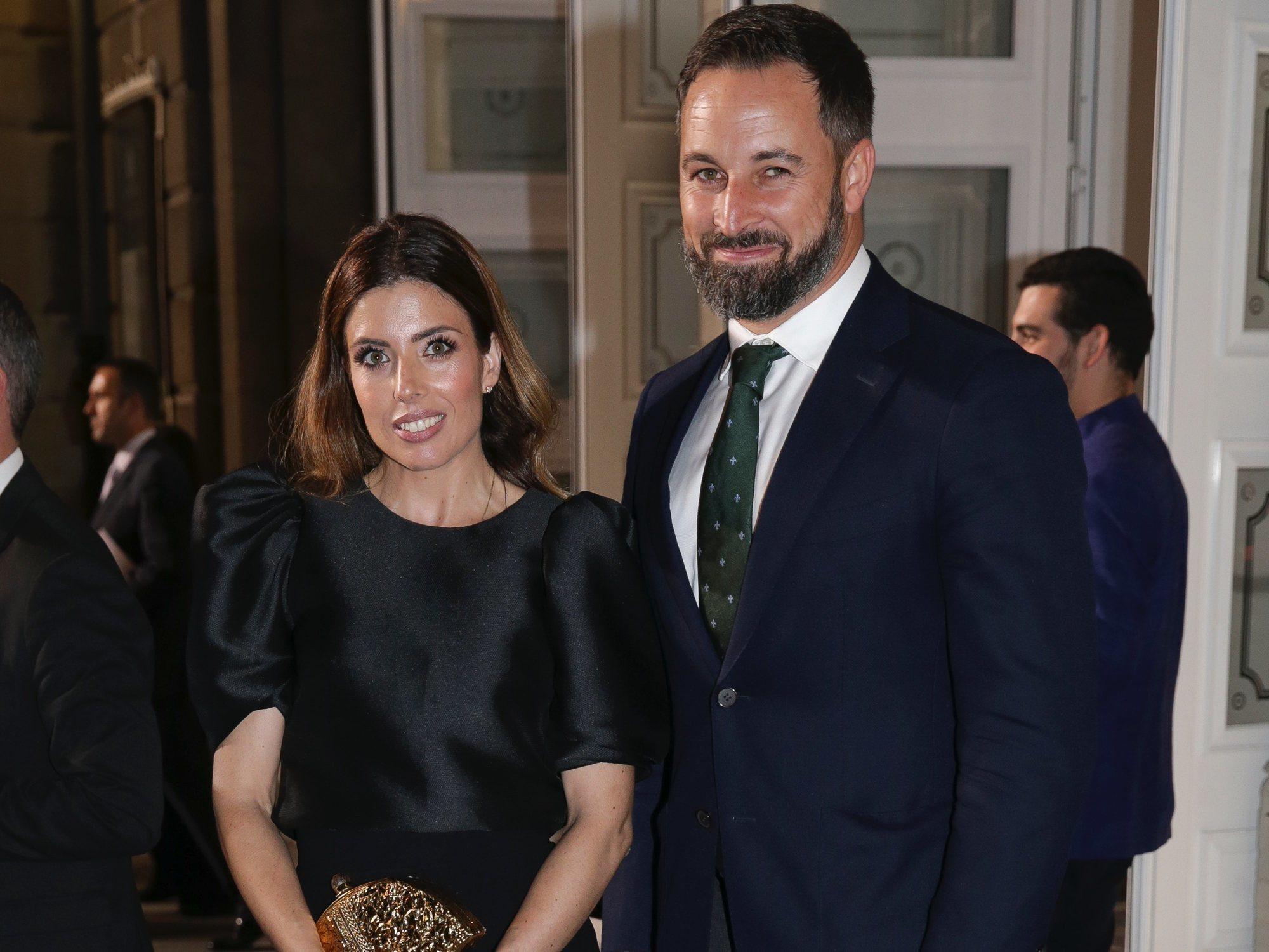 """Lidia Bedman, mujer de Santiago Abascal, denuncia las amenazas recibidas: """"Ojalá te violen"""""""