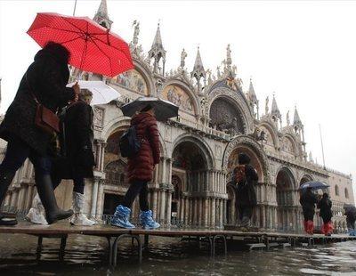 Venecia, al límite por las inundaciones: los daños y una solución que no llega