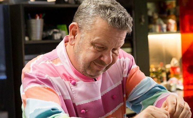 Alberto Chicote, cocinero y estrella de la televisión