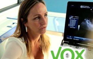 Una diputada de VOX persigue a mujeres frente a clínicas abortistas para hacer ecografías