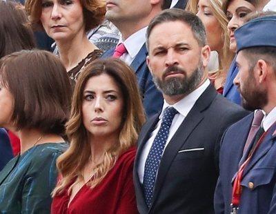 """Lidia Bedman, mujer de Abascal: """"Admiro desde la reina hasta la puertorriqueña que me hace las uñas"""""""