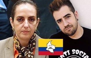 Una senadora confunde a varios youtubers con narcoterroristas de las FARC y las redes estallan