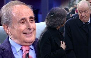 """Peñafiel: """"Con lo follador que es el rey Juan Carlos, es un milagro no estar rodeados de bastardos"""""""