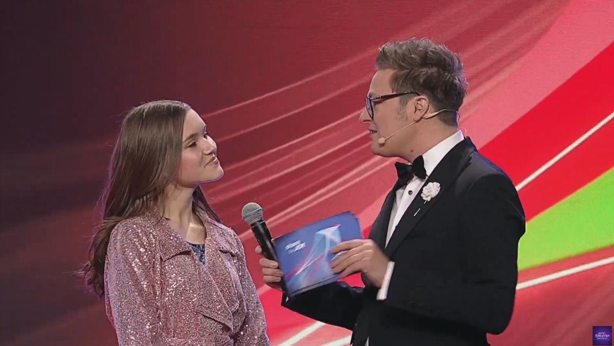 La bielorrusa Liza Misnikova cantará 'Pepelny', un rítmico tema con una interesante coreografía.