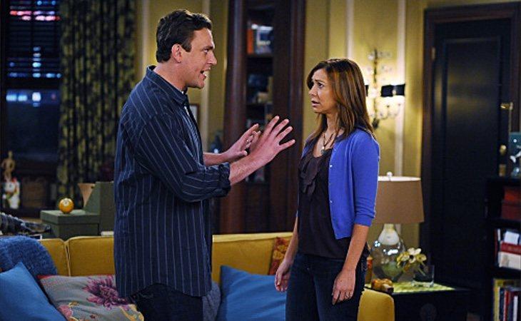 El tabaco dificultó la relación entre los actores que interpretaban a Lilly y Marshall