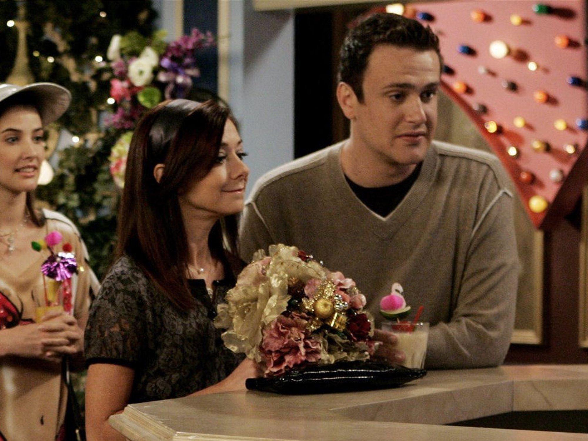El motivo por el que a Lily no le gustaba besar a Marshall y se sentía incómoda