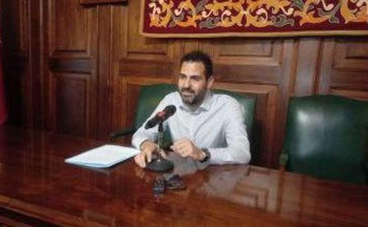 Francisco Blas, el exconcejal de Ciudadanos en Teruél
