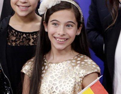Melani García actuará en quinto lugar en la final de Eurovisión Junior 2019