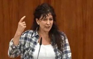 Alicia Rubio, la diputada de VOX que niega niños gays, era profesora y fue cesada entre protestas de alumnos