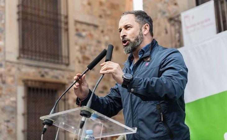 VOX ha recibido más de dos millones de euros en subvenciones tras su último resultado electorall
