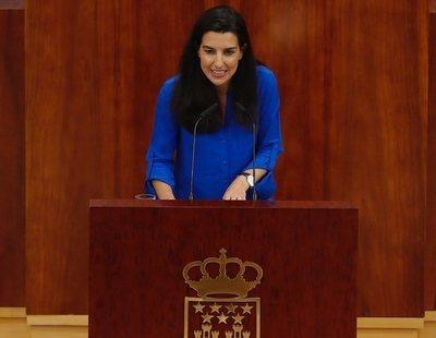 La Fiscalía investiga a Rocío Monasterio por un posible delito de odio contra menores migrantes