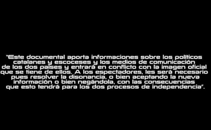El documental pretende descubrir las verdades incómodas que se obvian | Fuente: Captura de vídeo