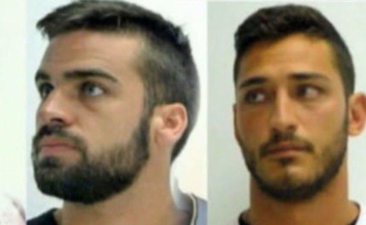 Los dos condenados por la grabación del delito