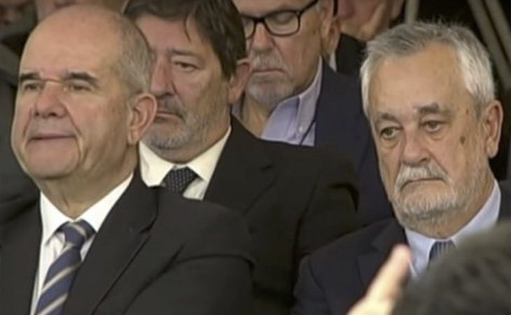 La Junta de Andalucía es la principal perjudicada por el Caso ERE y ha mantenido una serie de movimientos contradictorios