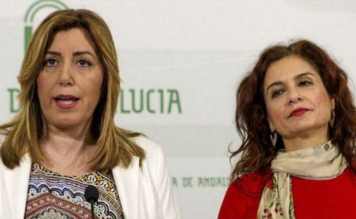 María Jesús Montero suena como relevo de Susana Díaz al frente del PSOE-A