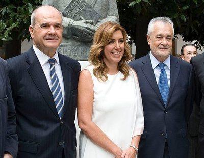 Susana Díaz retiró a la Junta del Caso ERE y ahora no se puede exigir el dinero malversado
