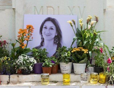 Detenido un empresario por el asesinato de la periodista que investigaba los Papeles de Panamá