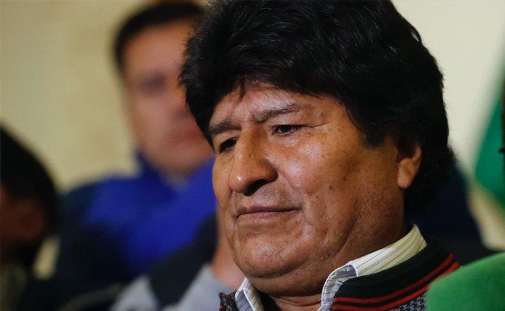 Evo Morales, presidente de Bolivia durante 14 años