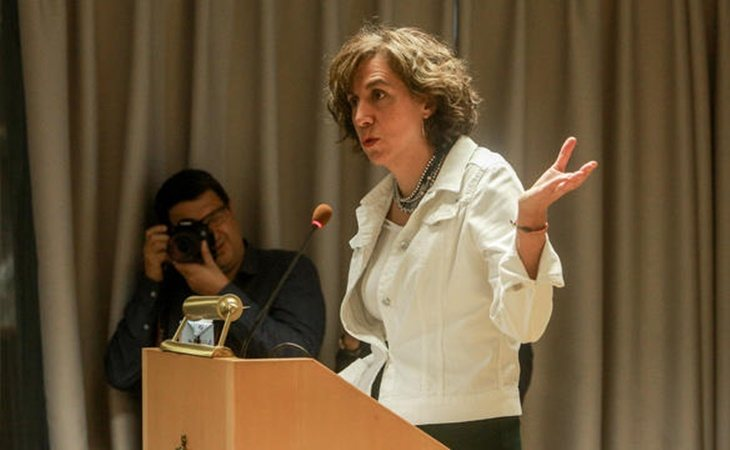 Irene Lozano, secretaria de Estado de la España Global