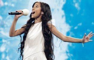 Melani revalida  su título de favorita en Eurovisión Junior 2019 tras su segundo ensayo