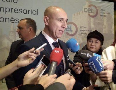 El alcalde de León pide un reférendum para separar Zamora, Salamanca y León de Castilla
