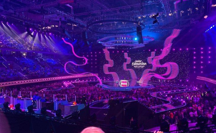 ¡Comienza la 17ª edición de Eurovision Junior!
