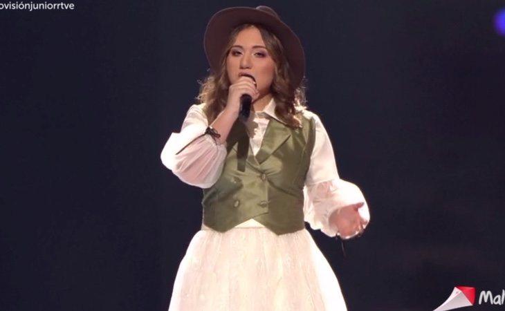 Llega la representante de Malta, Eliana Gomez Blanco con su tema 'We Are More'