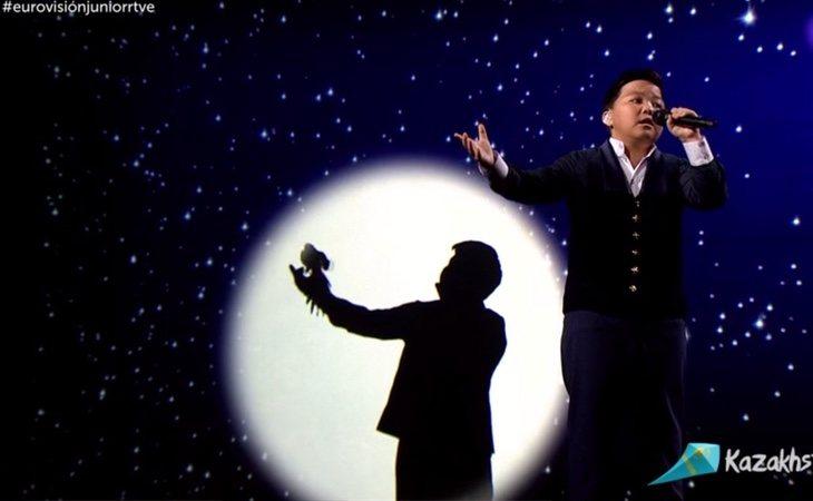 Llega Yerzhan Maxim, representante de Kazajistán, con su tema 'Armany?nan Qalma' (No desperdicies tus sueños)