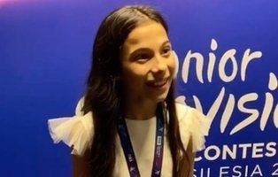 """Así se ha pronunciado Melani tras la final de Eurovisión Junior: """"He conseguido difundir mi mensaje"""""""