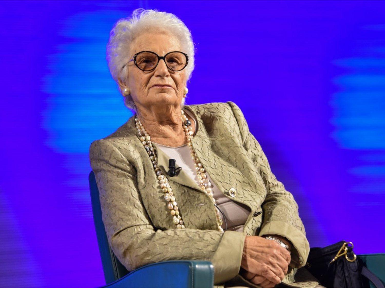 Liliana Segre, la senadora italiana que sobrevivió a Auschwitz y que recibe más de 200 amenazas diarias de la ultraderecha