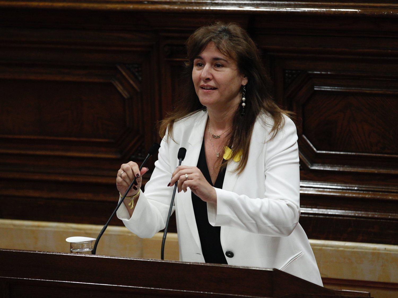 Una jueza pide imputar a Laura Borràs (JxCat) por conceder 18 contratos a un amigo