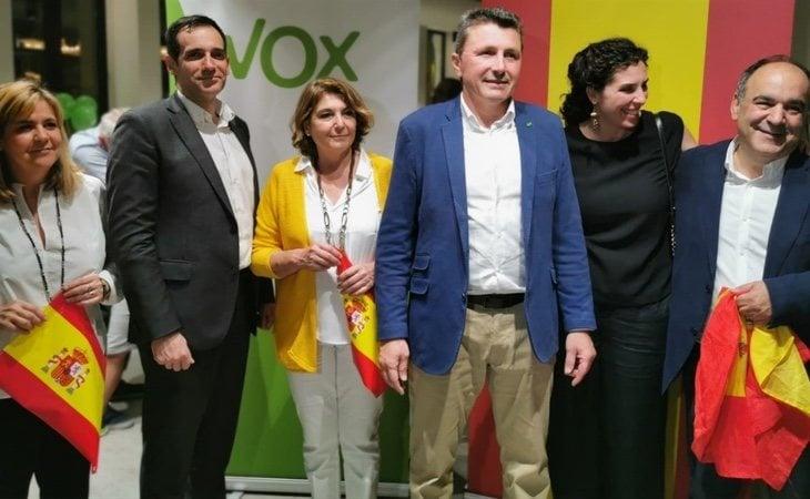 La cúpula de VOX en Murcia ha dimitido en bloque