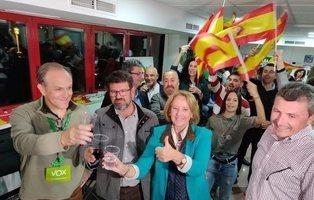 """Dimite la cúpula de VOX en Murcia tras ganar las elecciones por """"exceso de trabajo"""""""