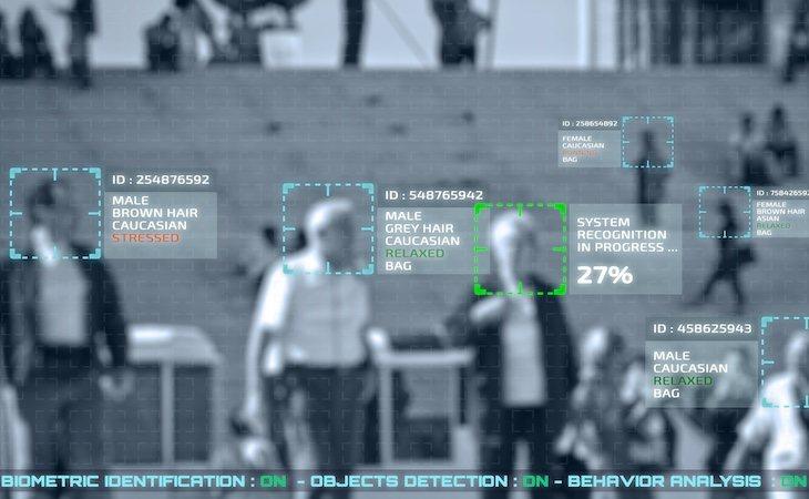 Estas cámaras solo tienen la base de datos de personas imputadas o sospechosas en delitos