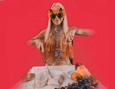 Los memes que deja 'Trínchame el pavo', el surrealista villancico de Leticia Sabater