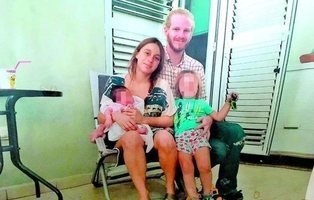 """Declara el padre de los niños de Godella: """"Me llevó al cementerio para hacer el amor"""""""