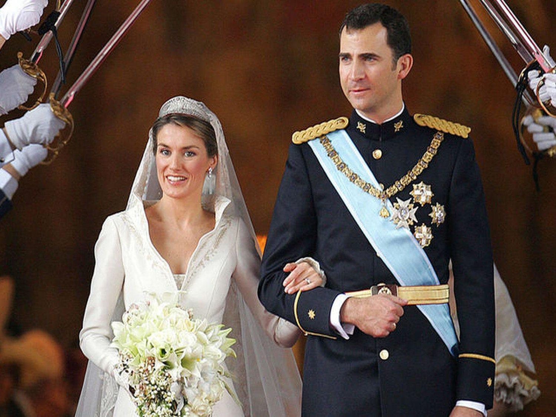 Sale a la luz una oscura confesión de la reina Letizia sobre su boda con el rey Felipe VI