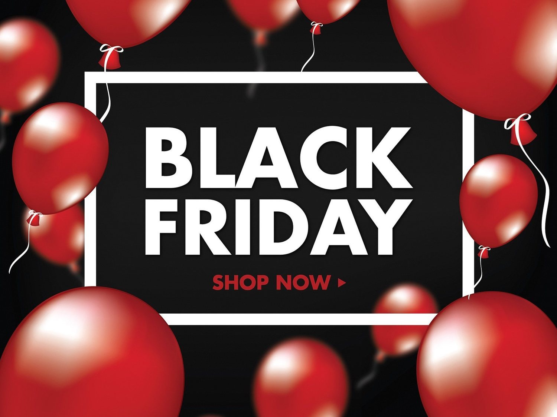 Black Friday: ofertas en smartphones, electrodomésticos, regalos de Navidad y entradas