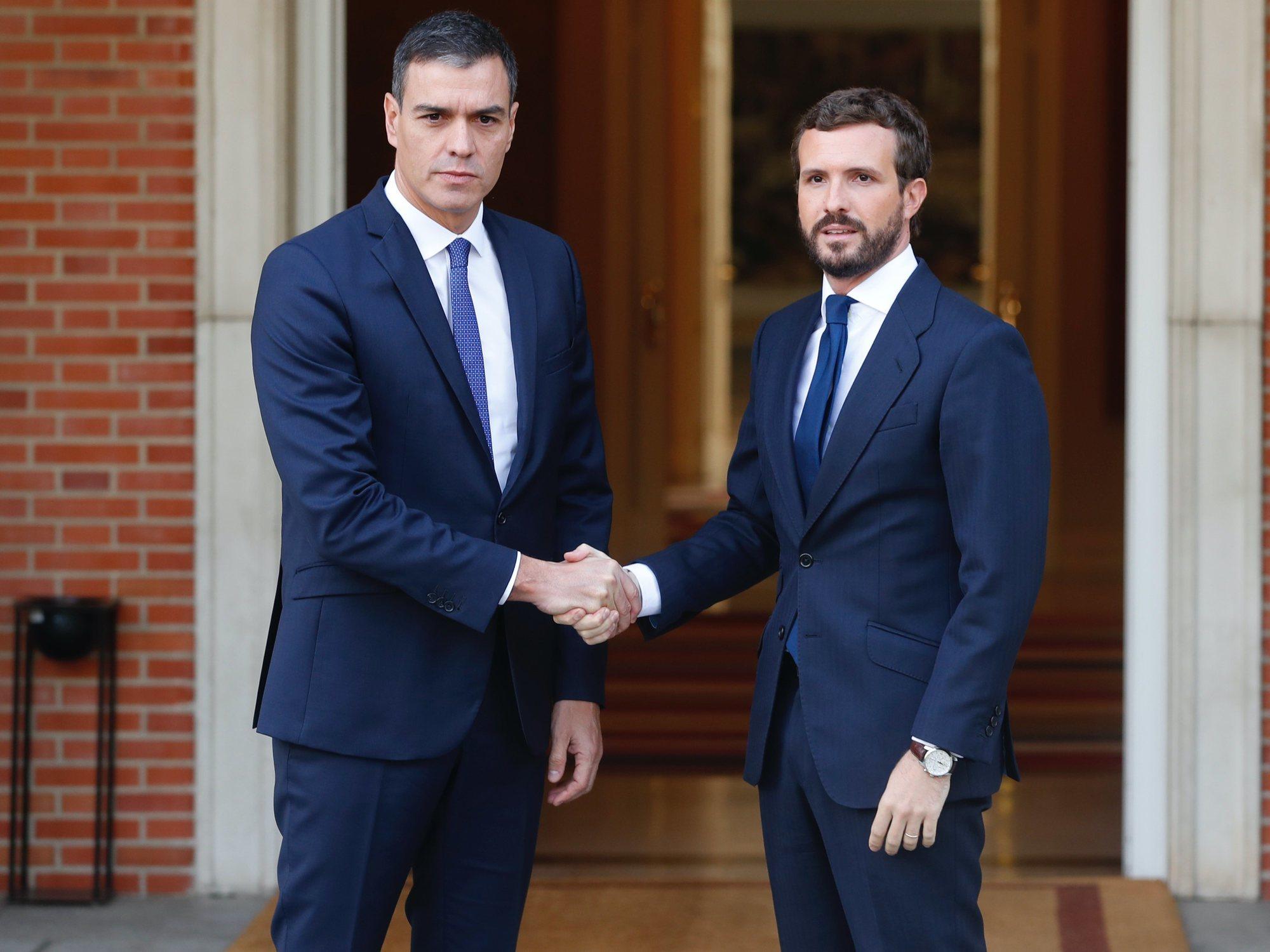 El PP votará 'no' a la investidura de Pedro Sánchez aunque vayamos a terceras elecciones