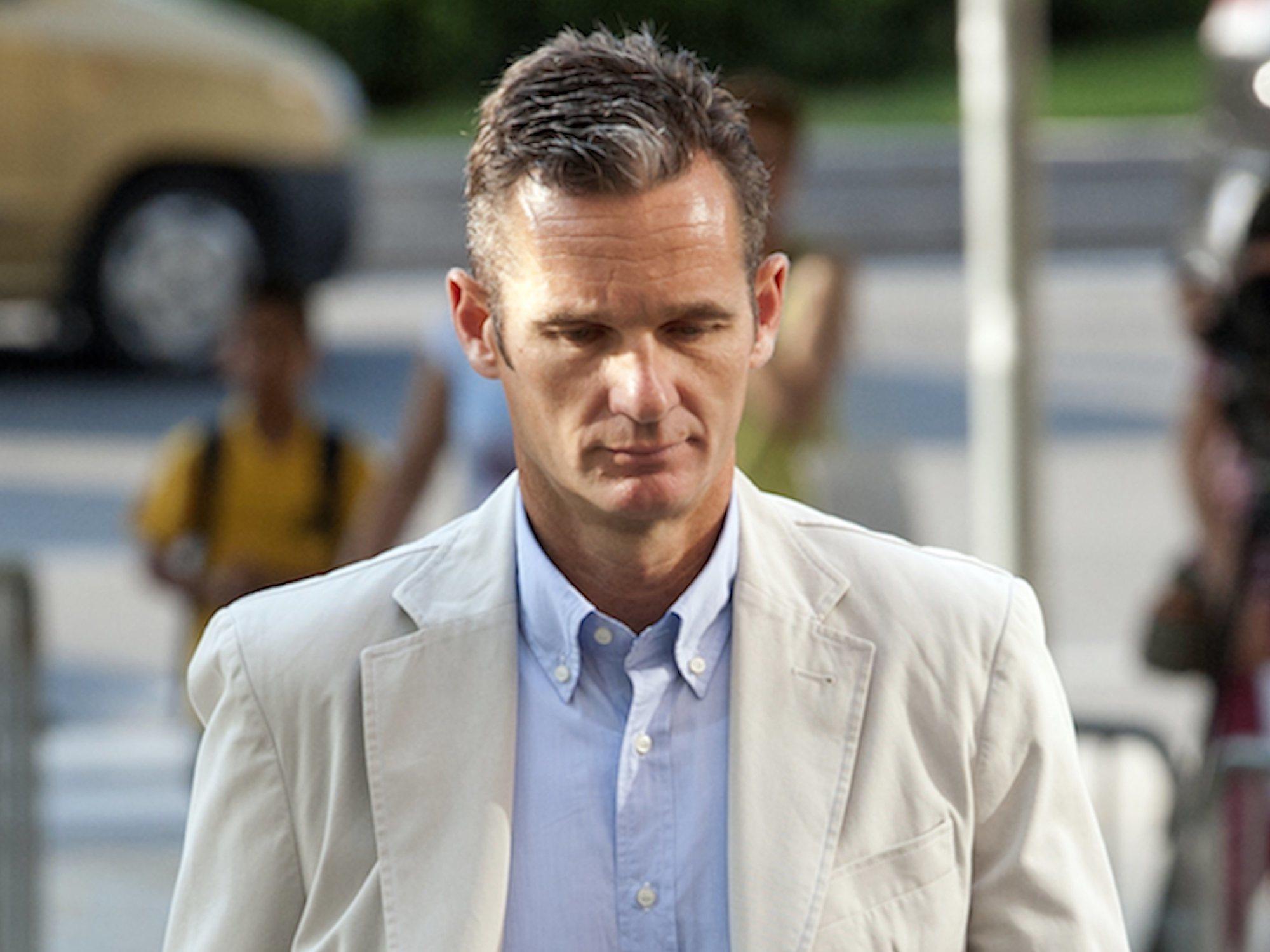 Urdangarin pide siete días de permiso tras cumplir una cuarta parte de su condena