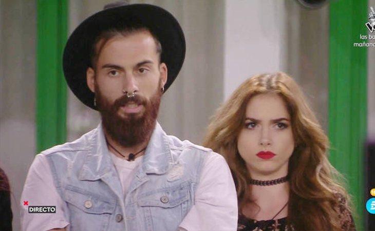 José María y Carlota Prado en 'GH Revolution'