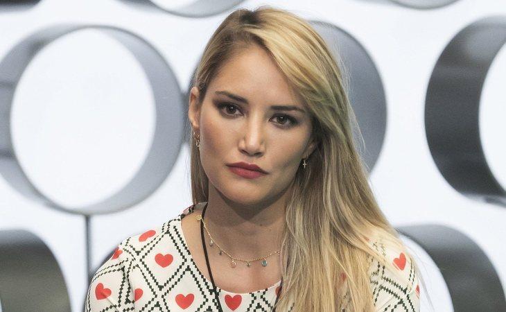 Alba Carrillo se ha equivocado y ha sabido pedir perdón en 'GH VIP 7'