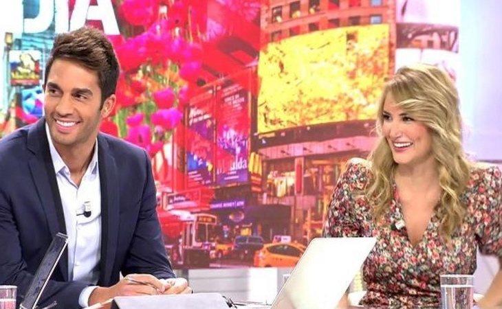 Alba Carrillo ha hablado en 'GH VIP 7' sobre su relación con Santi Burgoa