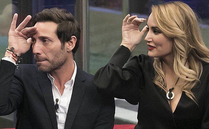 Alba Carrillo y Antonio David Flores, grandes enemigos en 'GH VIP 7'
