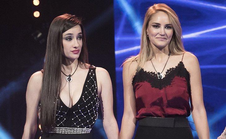 Adara y Alba Carrillo, de enemigas íntimas a aliadas en 'GH VIP 7'