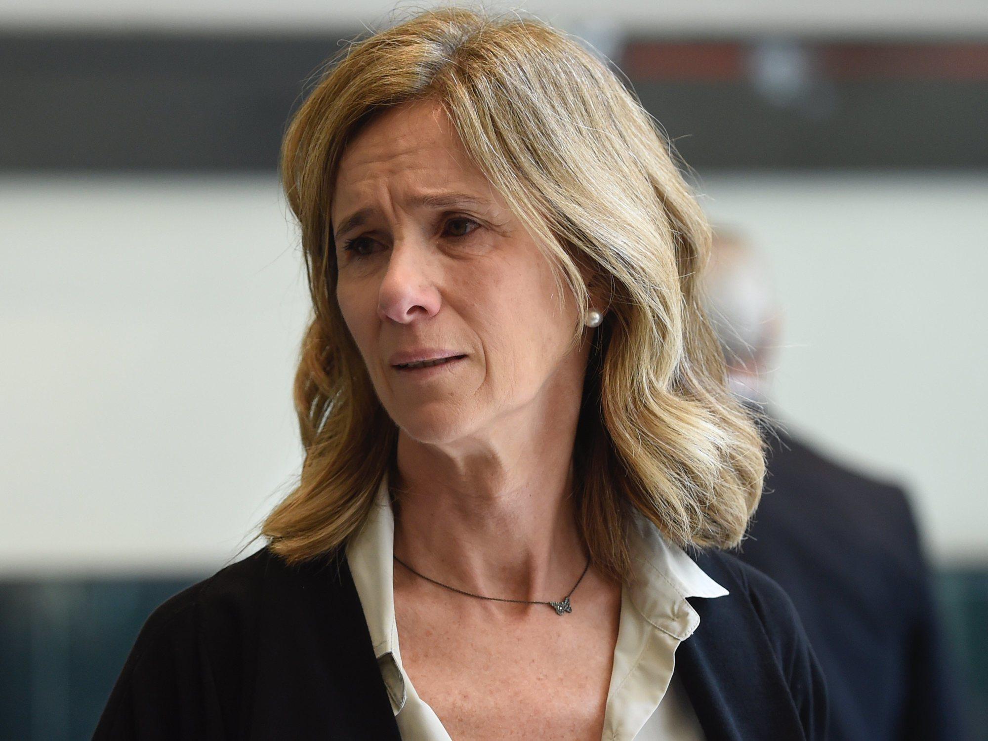 Cristina Garmendia, incómoda en el Consejo de Administración de Mediaset tras la violación de Carlota en 'GH'