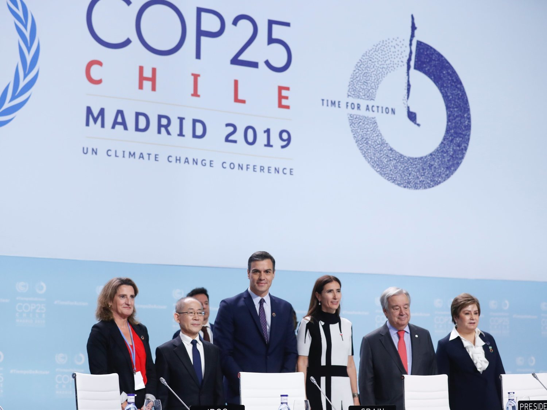 Los 5 objetivos principales de la Cumbre del Clima de Madrid