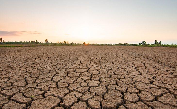 Las sequías se duplicarán