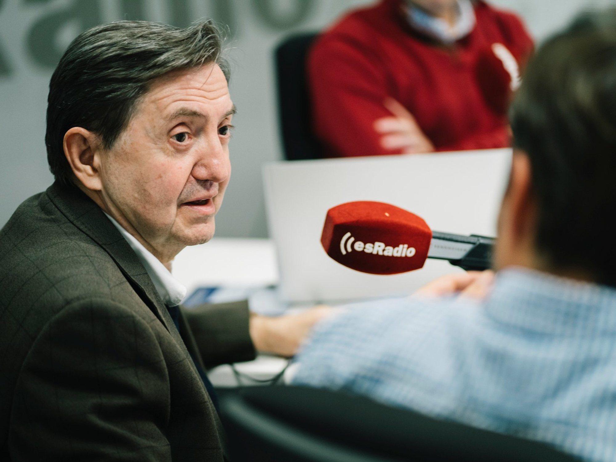 """Guerra en la derecha: VOX estalla contra Losantos por calificar al partido de """"secta"""""""