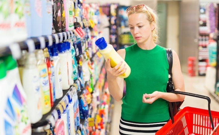 Mercadona dejó de vender el detergente por quejas de los clientes